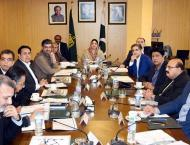 Anusha Rahman chairs Board of Director's meeting of USF Co