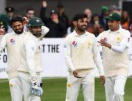 Chief Minister Muhammad Shehbaz congratulates Pakistani cricket t ..