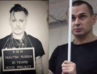 Ukrainian filmmaker jailed in Russia declares hunger strike