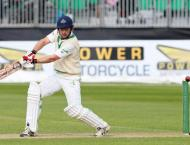 Test debut just the 'beginning' for upbeat Ireland