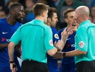 Chelsea fined for failing to control players