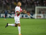 President of Peru backs Guerrero over World Cup doping ban
