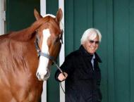 Baffert on brink of history with Preakness favorite Justify