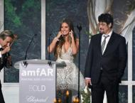 Star power dims at post-Weinstein Cannes AIDS gala