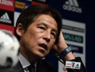 Football: Japan coach Nishino plays safe in shadow World Cup squa ..