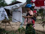 Kachin civilians flee Myanmar's 'forgotten war'
