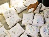 PCG recovers huge quantity of drugs, smuggled Iranian diesel, arr ..