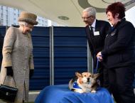 Move over corgis, Meghan Markle's beagle joins the British royal  ..