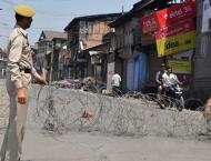 Restrictions in Srinagar to prevent Lal Chowk march