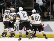 Smith scores winner to put Knights on brink of NHL finals