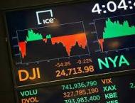 Wall Street swings to split finish as trade unease persists 19 Ma ..