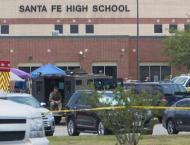 Ten dead in Texas school shooting, student arrested