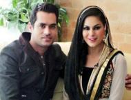 Veena Malik confirms divorce rumors