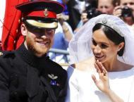 Prince Harry and Meghan Markle got married