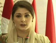 Maryam Nawaz criticizes PM Abbasi for filing reference against fa ..