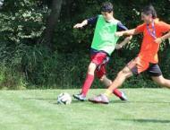 MFTA football summer camp in Lahore