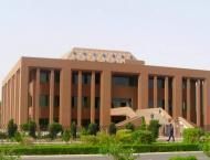Bookshelf established at Mehran University of Engineering and Tec ..