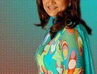 Bushra Ansari starts Naat Khawani