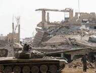Syrian army controls capital after ousting IS