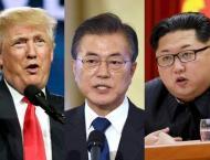 Donald Trump-Kim Jong Un summit in play as Moon Jae-in visits Whi ..