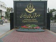 Allama Iqbal Open University (AIOU) dispatches books to over two  ..