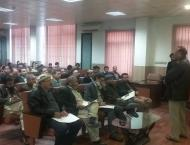 Seminar on beekeeping held at PMAS-AAUR to observe World Bee Day