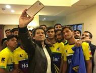Over 12 thousands students appeared in Zalmi cricket trials