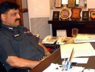 Amjad Javed Saleemi took charge as IG NH&MP
