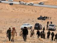 IS attack in Syria desert kills 26 pro-regime forces