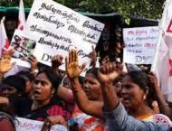 Indian police kill 12 in protest over copper plant