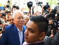 Malaysia's Najib quizzed over scandal, graft fighter reveals thre ..