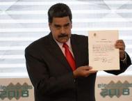 Venezuela's Maduro expels US diplomats, rejects sanctions