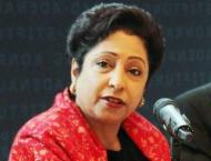 Maleeha Lodhi,  highlights Pakistani women leaders' role in build ..