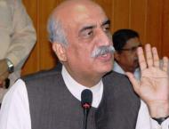 Khursheed Shah calls for promoting tolerance in political system ..