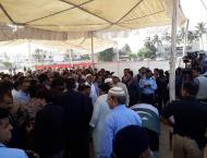 Sabika Shaikh's funeral prayer offered in Karachi