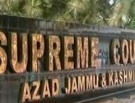 Five new Judges in Azad Jammu and Kashmir High Court swear in