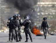 Palestinian shot by Israelis in West Bank protests dies: ministry