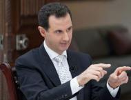 Bashar al-Assad meets Russia envoy, hails 'partners in victories' ..