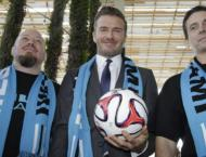 Beckham's Miami MLS club could have name soon: report
