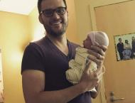Jeremy McLellan continues to post daughter's pictures with hila ..