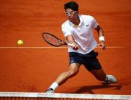 South Korea's Hyeon Chung out of French Open