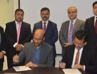 Meezan Bank signs MoU with VPL Limited as the Preferred Financier ..