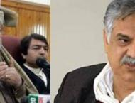 Counsel General Muhammad Moeen Marastial calls on Governor Khyber ..