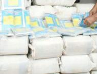 ANF seizes 3 tons drugs worth 2.28b, arrests 22, impounds 11 vehi ..