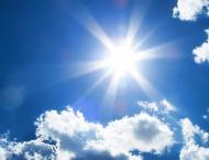 Mainly hot, dry weather to grip most parts