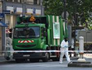 French police arrest two garbagemen planning a smelly Macron prot ..