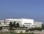 Senate session adjourned sine die