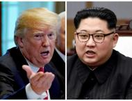 Trump says summit with North Korea could still go ahead