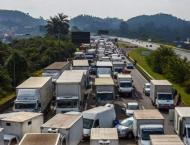 Sao Paulo declares state of emergency over Brazil truckers' strik ..