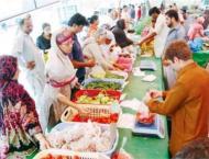 Rs 864,000 fine imposed on profiteers during Ramadan